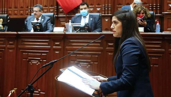La ministra de Economía y Finanzas, María Antonieta Alva, acudió el viernes pasado al Congreso para responder a las preguntas de dos pliegos interpelatorios formulados por los parlamentarios.