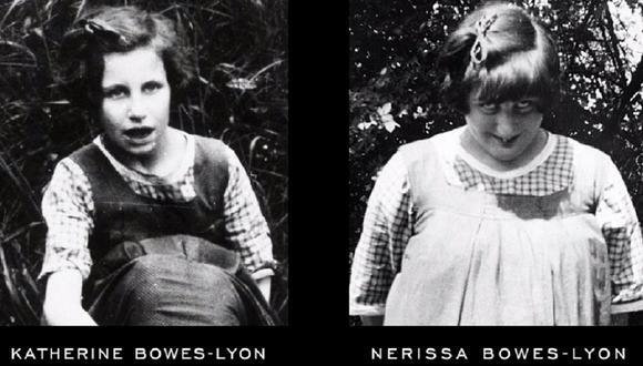 Nerissa tenía 22 años y Katherine, 15, cuando fueron internadas en el Royal Earlswood Hospital (Foto: Netflix / The Sun)