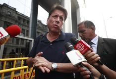 Caso Orellana: exjefe de la Sunarp se entregó a la justicia para cumplir condena