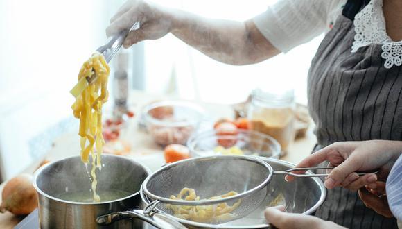 Los mejores trucos caseros para hacer la pasta más rápido. (Foto: Pexels)