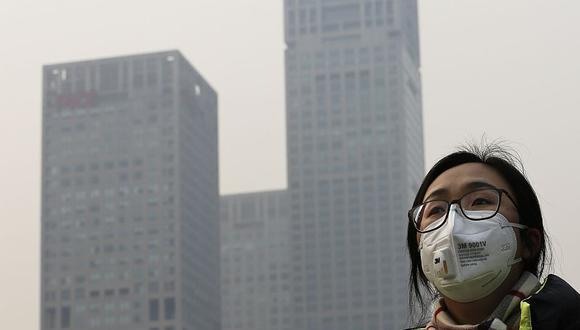China: Pekín decreta su segunda alerta roja por contaminación del aire