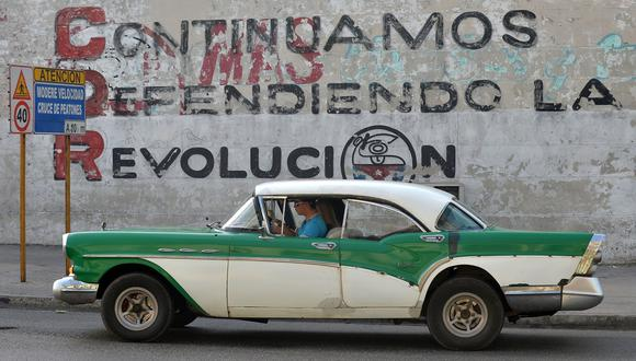 Cuba es uno de los 5 países comunistas que quedan en el mundo. (Yamil LAGE / AFP).