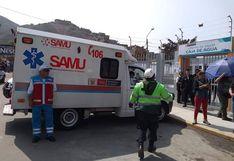 San Juan de Lurigancho: Policía investiga muerte de dos menores en Caja de Agua
