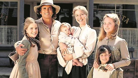 """""""La familia Ingalls"""" es la adaptación de las novelas de Laura Ingalls Wilder (Foto: NBC)"""