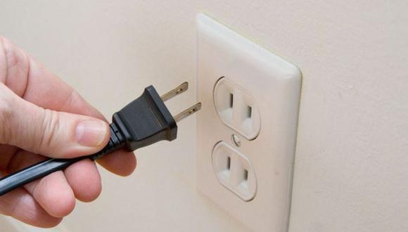 Los aparatos eléctricos que debes desconectar para ahorrar en el recibo de luz (Foto: Milenio)