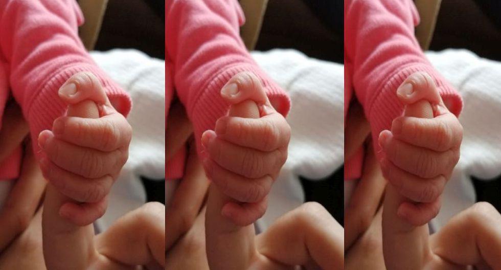 Nació Victoria, nuestra bebé, por Adriana Garavito. FOTO: Archivo personal.