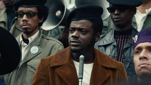 "En los Golden Globes Daniel Kaluuya se llevó el premio a Mejor actor de reparto por ""Judas and the Black Messiah"". (Foto: Warner Bros. Pictures)"