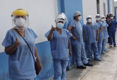 COVID-19: inician jornada de vacunación al personal de salud del Callao | FOTOS