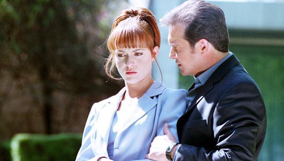 """""""La intrusa"""" es una telenovela mexicana producida por Ignacio Sada Madero y dirigida por Beatriz Sheridan para Televisa en 2001, transmitida por El Canal de las Estrellas. (Foto: Televisa)"""