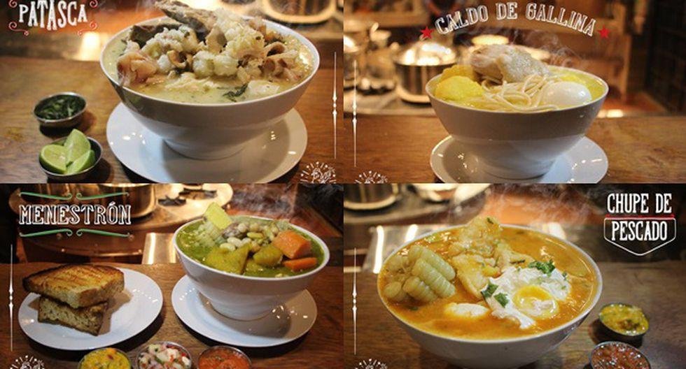 La crítica de Ignacio Medina sobre el restaurante Siete Sopas