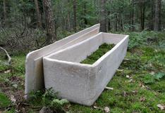"""El ataúd """"viviente"""" hecho a base de hongos que permite realizar entierros ecológicos"""
