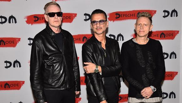 Depeche Mode anunció nuevo álbum y gira promocional