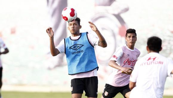 Alianza Lima no descarta llegada de Christofer Gonzales