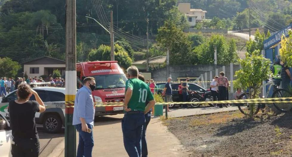 Teen enters a nursery in Brazil and kills at least two babies