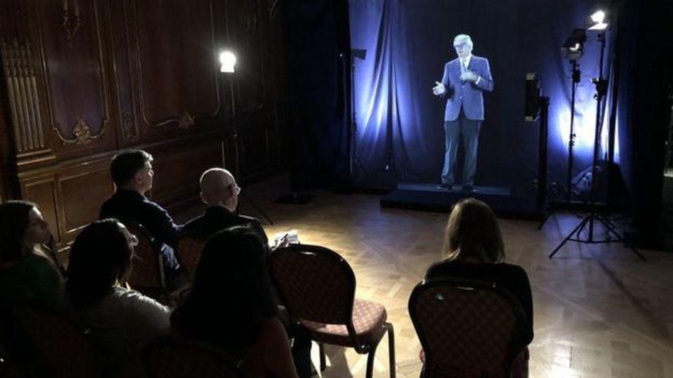 El Imperial College de Londres asegura que la audiencia podrá interactuar con el profesor. (Foto: Imperial College London)