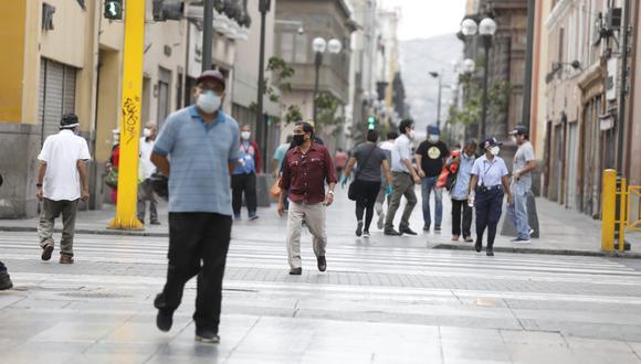 En Lima Oeste, la temperatura máxima llegaría a 23°C, mientras que la mínima sería de 17°C. (Fotos Diana Marcelo / GEC)