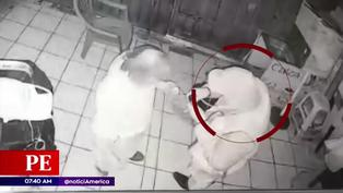 Cercado de Lima: Falsos pintores secuestran a vigilante y roban 150 mil soles de galería