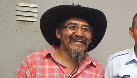 Juan Gutiérrez Palomino es un cusqueño que busca evitar ser deportado de Estados Unidos. (Foto: Cortesía)
