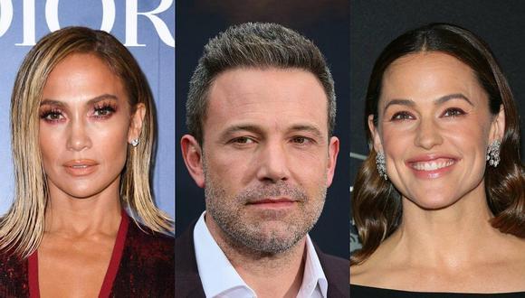 Jennifer Garner está de acuerdo con que sus hijos no estén ajenos a la vida de Jennifer Lopez, pareja de su padre, Ben Affleck. (Foto: AFP / Composición)