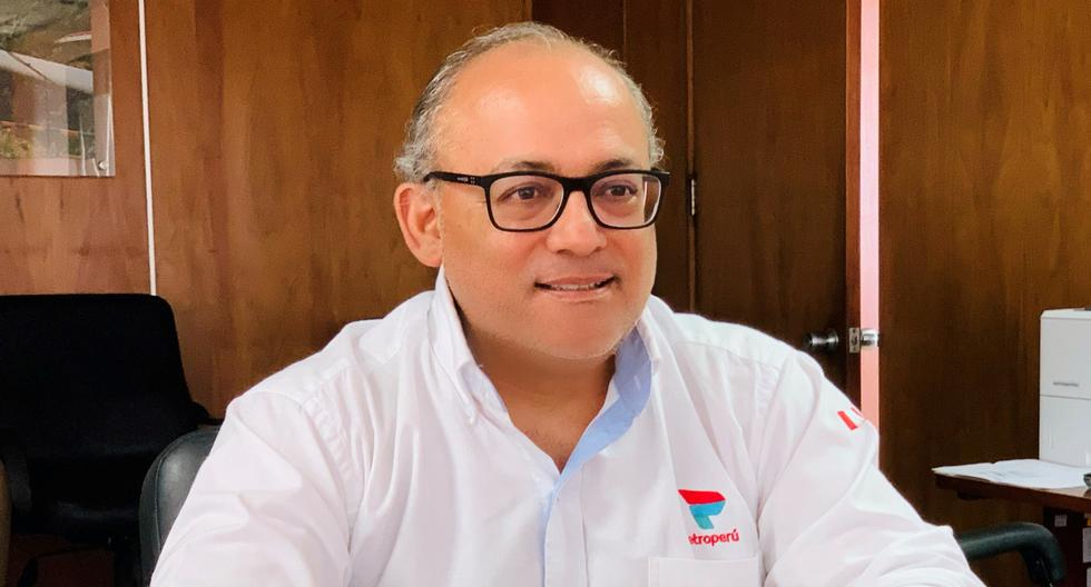 """""""Nuestra idea es arrancar producción con 10 mil barriles diarios en el lote 192"""", señala Eduardo Guevara, presidente de Petro-Perú."""