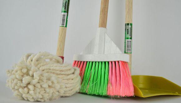 Deja tu casa súper limpia y ordenada. (Foto: Pixabay)