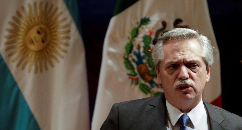 """Alberto Fernández reivindicó que América Latina necesita """"jueces que hagan justicia, no que sirvan a los poderosos"""". (Foto: Reuters)."""