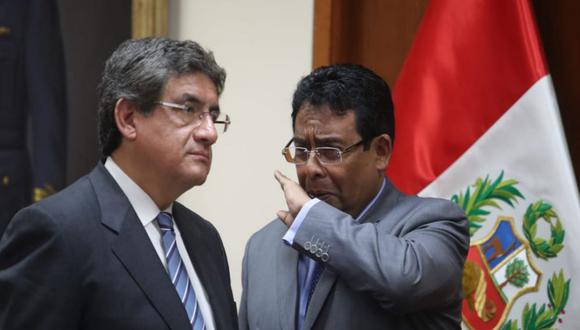 Subcomisión de Acusaciones Constitucional iba a debatir informe de Juan Sheput contra fiscal Pedro Chávarry (Foto: Juan Ponce)