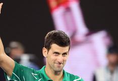 Djokovic, a semifinales del Australian Open 2020: venció a Raonic en tres sets y chocará ante Federer | FOTOS