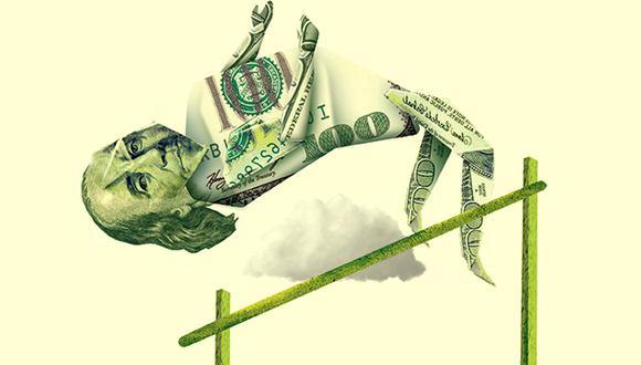 Las empresas y las familias podrían empezar a demandar más dólares para protegerse. (Ilustración: Jean Izquierdo)
