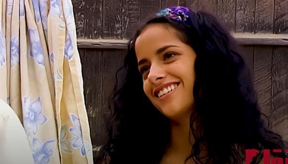 """Melania Urbina dio vida a la recordada 'Chica Dinamita' en la película """"Django"""" de 2002. Ella era la amante y compinche de asaltos de Orlando (Foto: Inca Films S.A.)"""