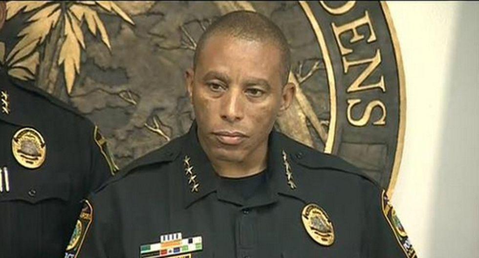 Jefe policial de EE.UU. cayó en redada antiprostitución