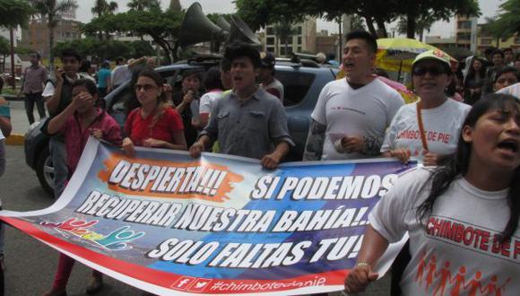 Chimbote: exigen clausura de pesqueras que contaminan la bahía