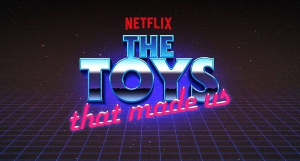 """""""The Toys That Made Us"""" Temporada 3 - 15 de noviembre. (Foto: Netflix)"""
