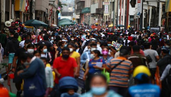 La cantidad de casos confirmados de coronavirus aumentó en las últimas horas, informó el Minsa. (Foto: Hugo Curotto / @photo.gec)