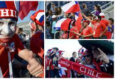 Chile vs. Alemania: la fiesta sureña en previa de la final de la Copa Confederaciones
