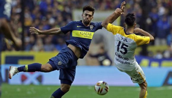 Boca Juniors y Rosario Central buscan el trofeo de la Supercopa Argentina. (Foto: AFP)