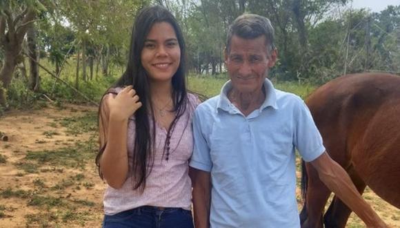 Jessica Lovera asegura que no guarda resentimiento contra su padre. (Foto: Facebook)