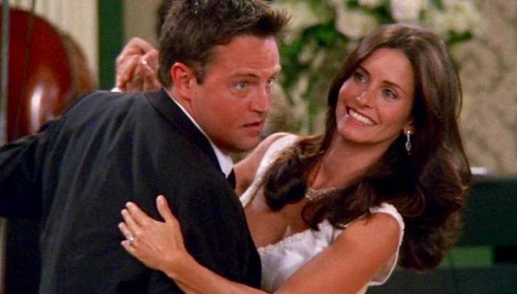 La relación de Monica y Chandler iba a suceder mucho antes en la serie (Foto: CBS)