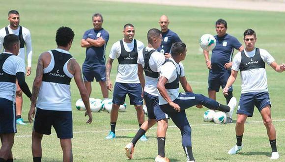 Alianza viendo la reducción de sueldos en el primer equipo. (Foto: GEC)