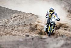 Dakar 2019: Pablo Quintanilla vuelve al primer lugar