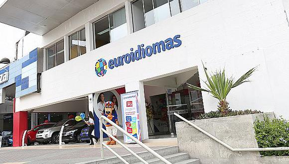 Instituto Euroidiomas tendrá nueve locales a inicios del 2016