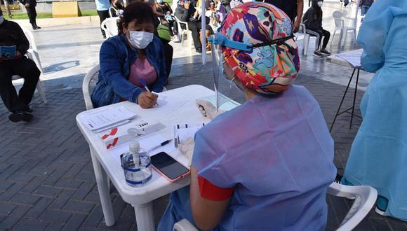 Participaron la Red de Salud Pacífico Norte y Red de Salud Pacífico Sur. (Foto: Diresa Áncash)