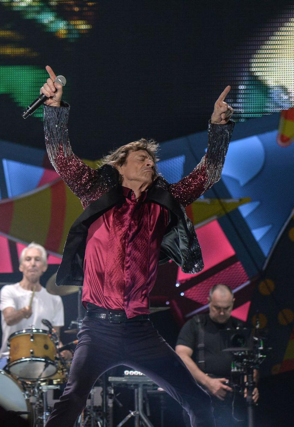 El legendario concierto de los Rolling Stones en Cuba [FOTOS] - 6