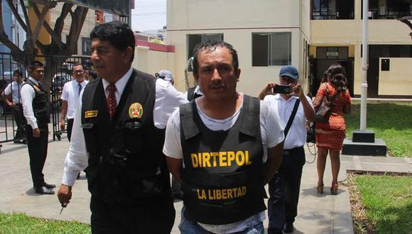 La Libertad: cayó extorsionador por el que se ofrecía S/20 mil