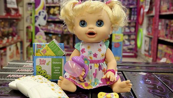 El mercado de juguetes crecería en alrededor del 10% este año, prevé Little Tikes.