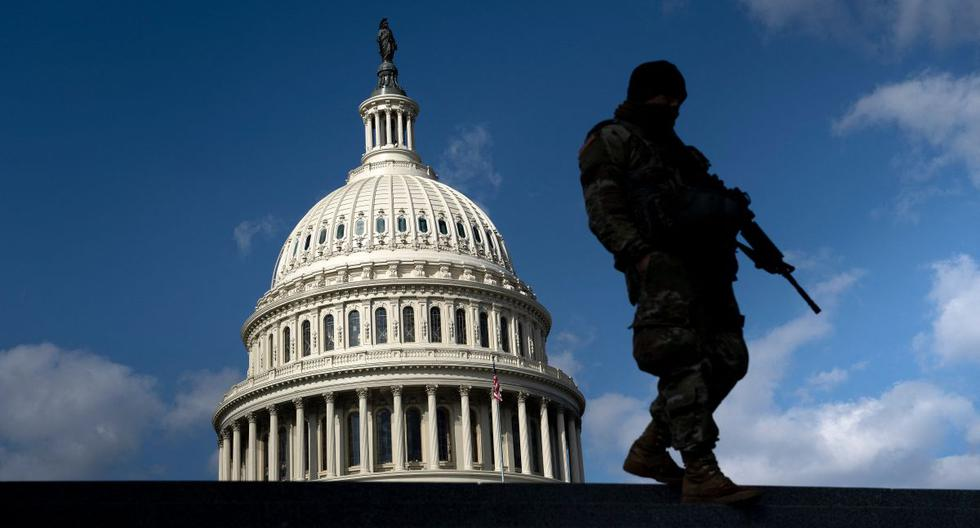 US Strengthens Capitol Security Against New Extremist Assault Threat