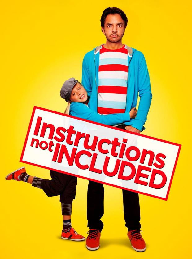 """Instructions Not Included"" en español ""No refunds"" (Foto: Lionsgate)"