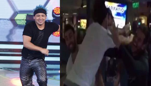 ¿Zumba parodió su agresión a Carlos Cacho en este video?