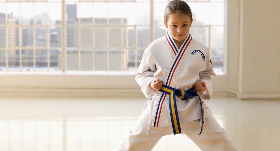 Beneficios que le brinda a tu hijo practicar artes marciales