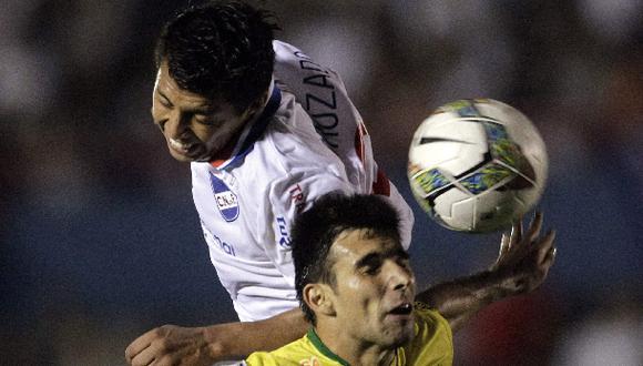 Nacional venció 2-0 al Oriente Petrolero y avanzó en la Copa